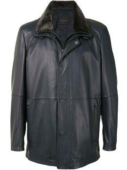 D'Urban пальто со вставками D3858TI18049