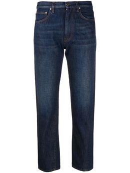 Toteme укороченные джинсы 193232742