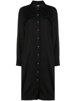 Baum Und Pferdgarten платье-рубашка длины миди 21134