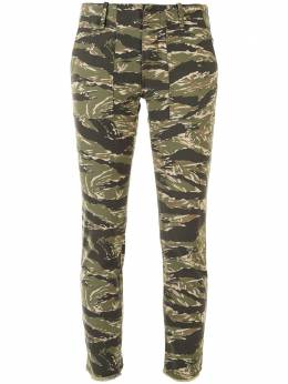 Nili Lotan брюки Jenna с принтом 00285W592