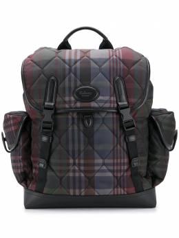 Mulberry стеганый рюкзак в клетку Heritage Check HP5161320