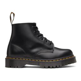 Dr. Martens Black 101 Bex Boots 26203001