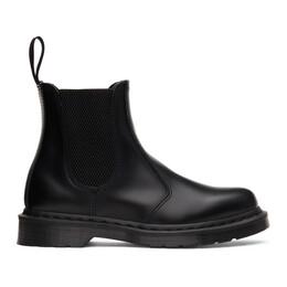 Dr. Martens Black 2976 Mono Chelsea Boots 25685001