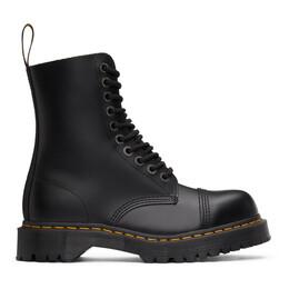 Dr. Martens Black 8761 BXB Lace-Up Boots 10966001