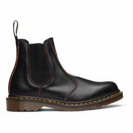 Dr. Martens Black Made In England 2976 Chelsea Boots 25747001
