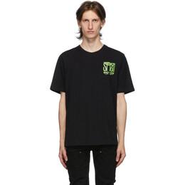 Stolen Girlfriends Club Black Stolen Eyes T-Shirt C2-20T001B-I