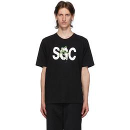 Stolen Girlfriends Club Black Hiss T-Shirt C2-20T001B-F