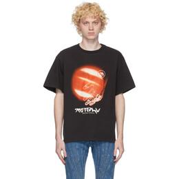 Misbhv Black Selected Ambient T-Shirt 120M330
