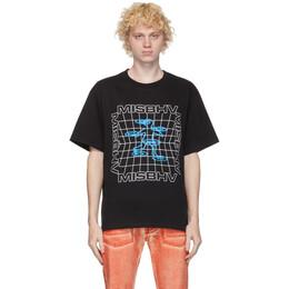 Misbhv Black Lost T-Shirt 120M400