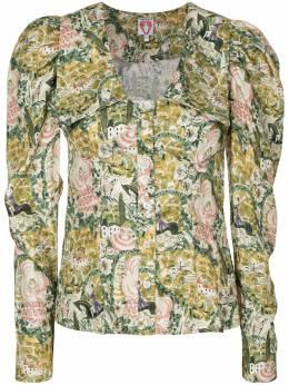 Shrimps блузка с принтом ELLIOT