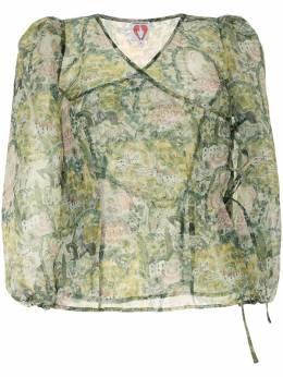 Shrimps блузка с принтом CORDELIA