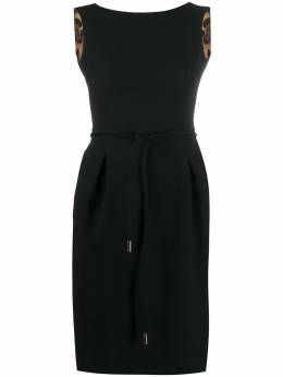 Dolce&Gabbana Pre-Owned платье с поясом CVM20168