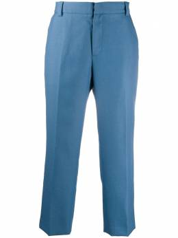 Viktor & Rolf укороченные брюки строгого кроя MMP05L59132B