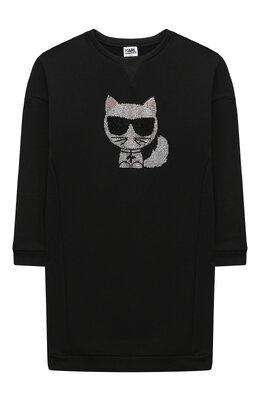Платье Karl Lagerfeld Kids Z12150