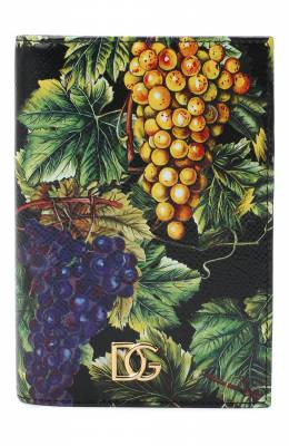 Кожаная обложка для паспорта Dolce&Gabbana BI2215/AW665