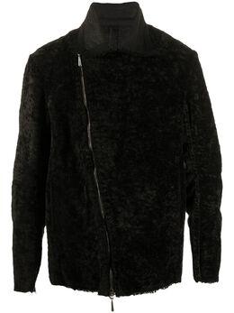 Masnada байкерская куртка из искусственного меха M2562