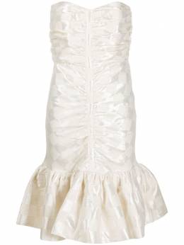 Rotate платье со сборками 901482