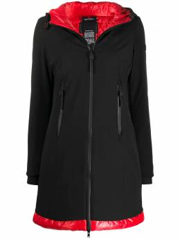 Peuterey contrast panel raincoat PED364001191581BAKARY