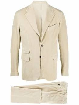 Massimo Alba костюм с однобортным пиджаком SLOOPT0301