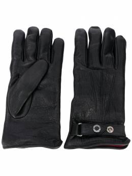 Alexander McQueen однотонные перчатки 6249694B87Q