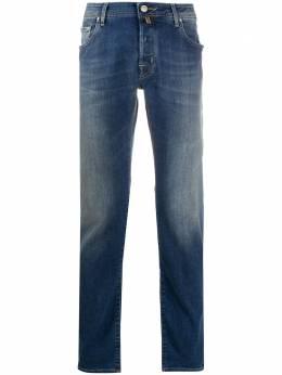 Jacob Cohen прямые джинсы с пятью карманами J62200918