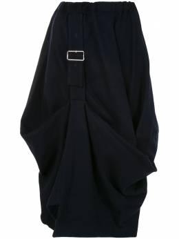 Comme Des Garcons Comme Des Garcons юбка миди с поясом RFS009051