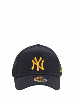 League Essential Trucker Ny Yankees Cap New Era 72IXME049-TlZZ0