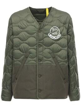 Куртка На Пуху Undefeated Moncler Genius 72I3GK015-ODMz0