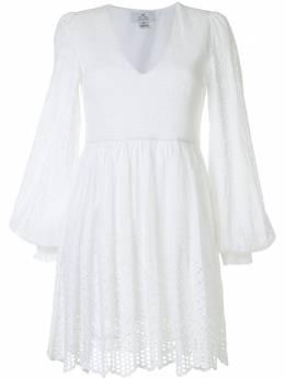 We Are Kindred платье с английской вышивкой и сборками KIN1622B