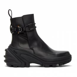 1017 Alyx 9Sm Black Buckle Fixed SKX Sole Chelsea Boots AAUBO0009LE07.F20
