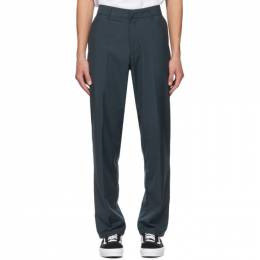 Noon Goons Blue D8 Dress Trousers NGCO-002