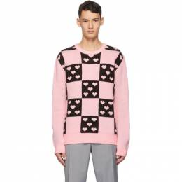 Noon Goons Pink Lovers Sweater NGFW20-027