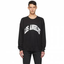 Noon Goons Black All City Los Angeles Sweatshirt NGFW19037