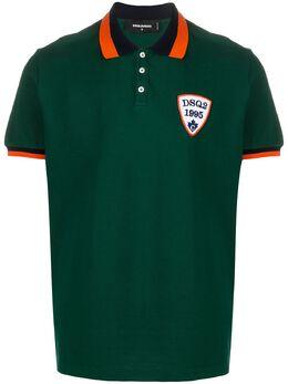 Dsquared2 рубашка поло с логотипом S74GL0039S22743