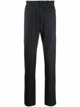 Canali брюки прямого кроя 91551PR00825