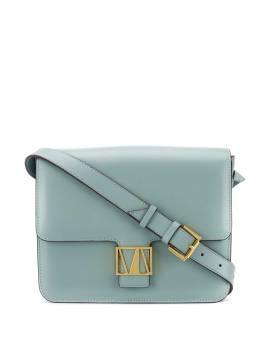 Manu Atelier сумка через плечо с логотипом 2018116