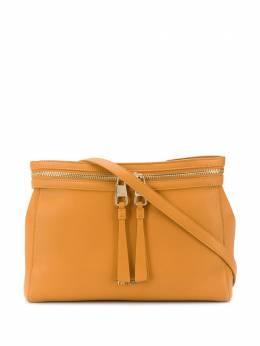 Twin-Set сумка-тоут с кисточкой 202TB7180