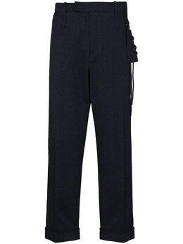Craig Green брюки Uniform со шнуровкой CGAW20CWOTRS03