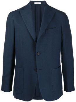 Boglioli однобортный пиджак N6302EBSC0390780