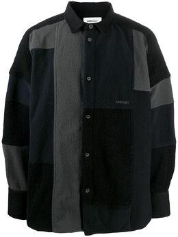 Ambush рубашка в технике пэчворк BMGA007F20FAB0011084