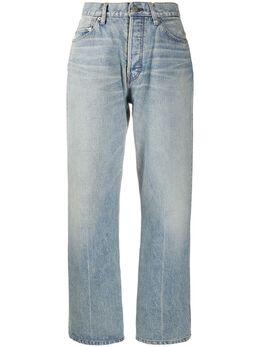 Ambush джинсы средней посадки BMYA006F20DEN0014000