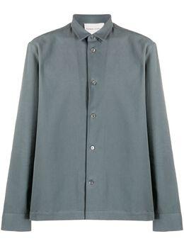 Stephan Schneider однотонная рубашка AW200255
