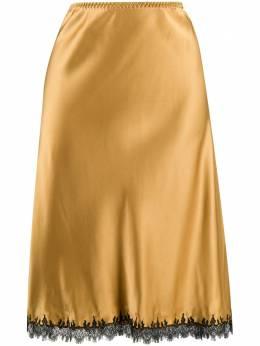 Gilda & Pearl юбка с кружевной отделкой 1904
