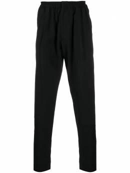 Stephan Schneider брюки прямого кроя с эластичным поясом AW202782