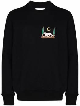 Casablanca свитер La Lune MF20JTP001