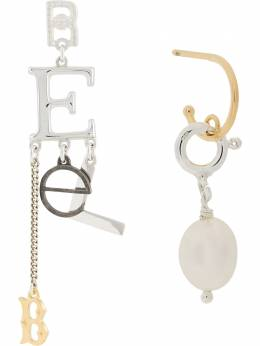 Wouters&Hendrix Rebel stud earrings ERE021MX