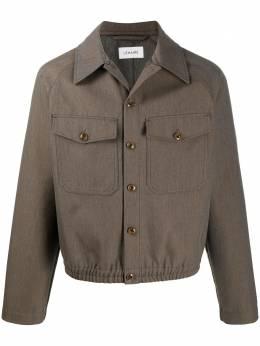 Lemaire куртка на пуговицах в стиле милитари M203OW162LF484
