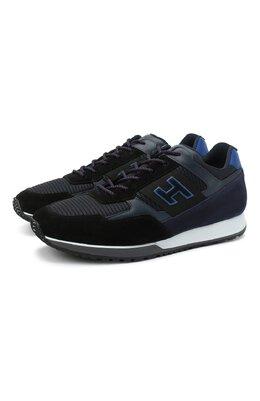 Комбинированные кроссовки Hogan HXM3210K79009M