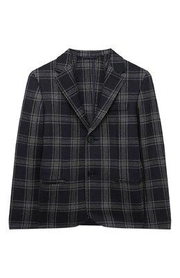 Шерстяной пиджак Dal Lago N089Q/8903/4-6