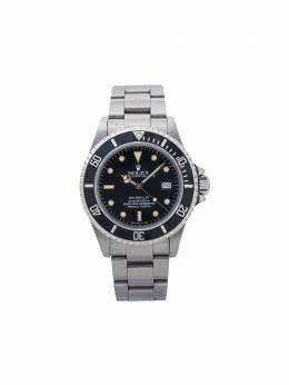 Rolex наручные часы Sea-Dweller pre-owned 40 мм 1976-го года 16660